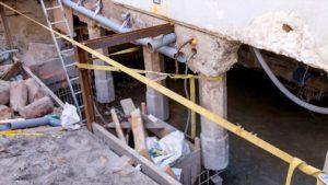 Commercial Foundation Repair in Elgin